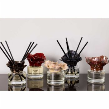H'ons Maison - White Flower Bouquet Diffuser Set With Galaxy Top