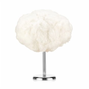 Bouffee Cloud - Cloud Lampshade with Cyclinder Footed