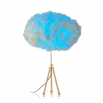 Bouffee Cloud - Cloud Lampshade with Tripod Footed