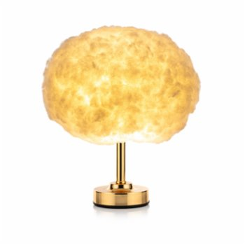 Bouffee Cloud - Cloud Lampshade with Tripod Footed and Charged