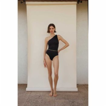 Anais & Margaux - Odette Swimsuit With Chain