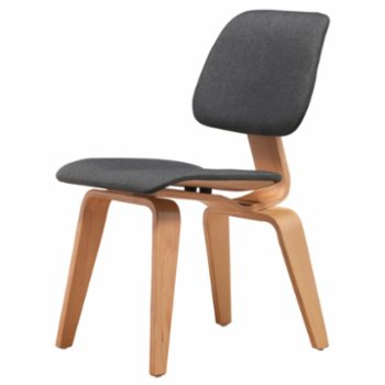 Amazon Wooden - Keops Upholstery Chair