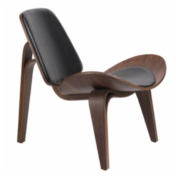 Amazon Wooden - Shell Chair
