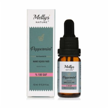 Mellys' Nature - Peppermint Essential Oil