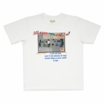 Death Is Easy - All Eyes On You T-shirt