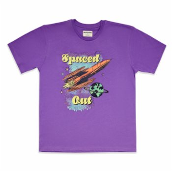 Death Is Easy - Spaced Out T-shirt