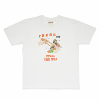 Death Is Easy - Fresh From The Sea T-shirt