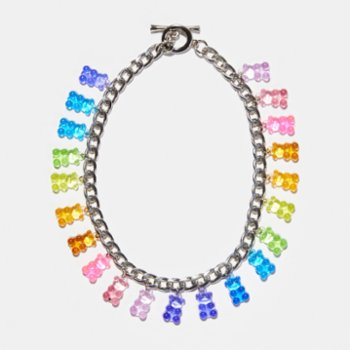 Death Is Easy - Gummy Bear Necklace