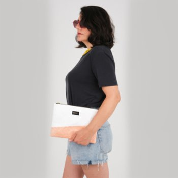 Vose - Eco-Friendly and Durable Clutch Paper Bag