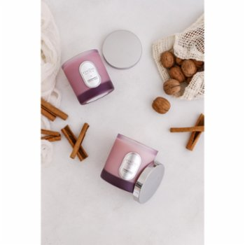 Echoes Lab - Cinnamon Rolls Scented Dual Wick Natural Candle
