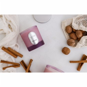 Echoes Lab - Cinnamon Rolls Scented Wood Wick Natural Candle
