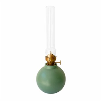 Sauca Collection - Sage Green Oil Lamp
