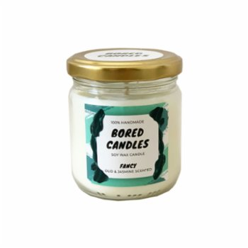 Bored Candles - Fancy  Soy Wax Candles