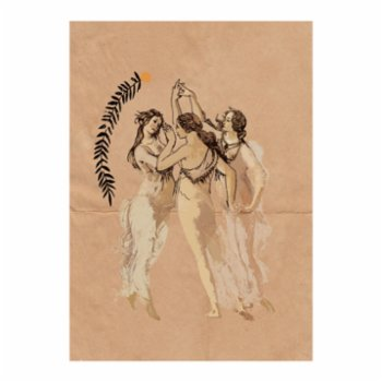 Sooth Design - The Three Graces Printing