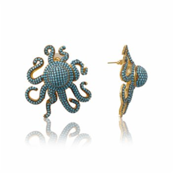 May Concept - May Octo Earring