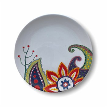 Mirage Design - Funky Collection Ceramic Plate