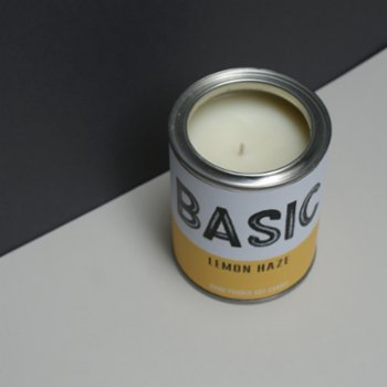 The Old School Candle - Basic Candle