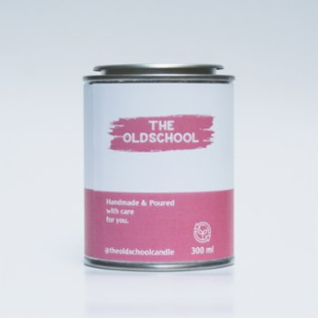 The Old School Candle - Tiny Candle