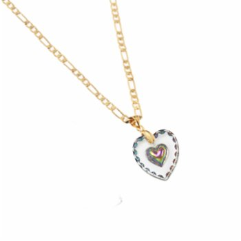 Venus Exotica - Heart of Glass The Heart Necklace
