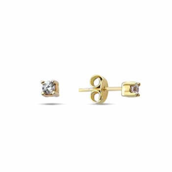 Klue Concept - Solitaire Earrings