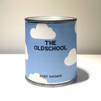 The Old School Candle - Baby Shower Candle