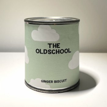 The Old School Candle - Ginger Buscuit Candle