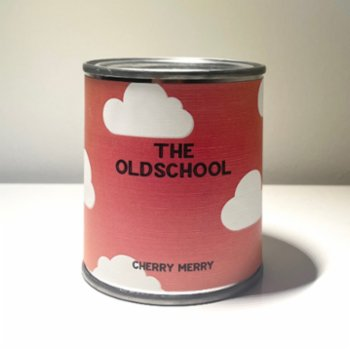 The Old School Candle - Cherry Merry Candle