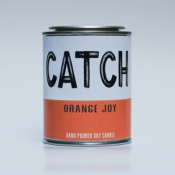 The Old School Candle - Catch Candle