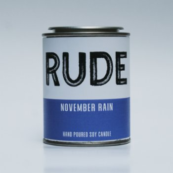 The Old School Candle - Rude Candle