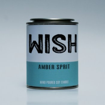 The Old School Candle - Wish Candle