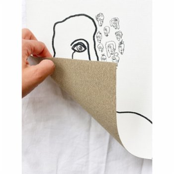 Diy and Green - Canvas Line Series - 15