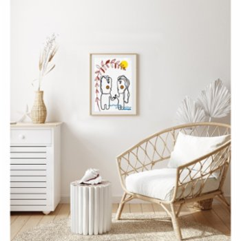 Diy and Green - Canvas Line Series - 35