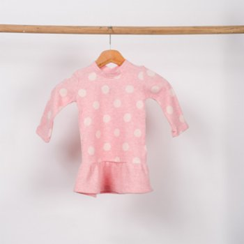 Miespiga - Blue Striped Baby Winter Rompers