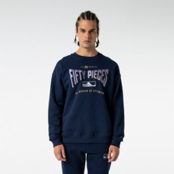 Fifty Pieces - Dropped Shoulder Sweatshirt