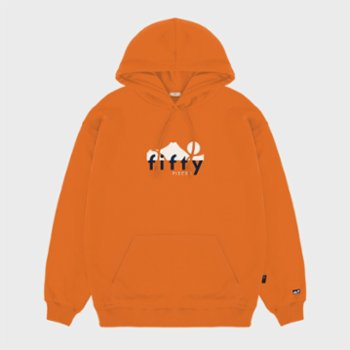 Fifty Pieces - Dropped Shoulder Hoodie