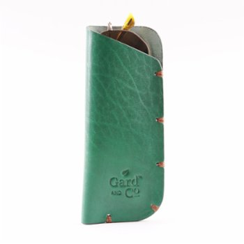 Gard and Co. - G-Glass Genuine Leather Unisex Glasses Cover