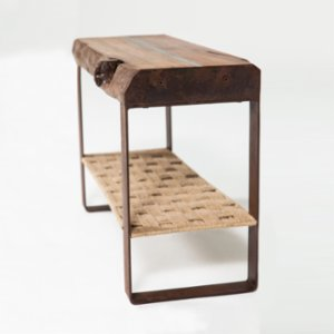 Eroke Design  Wickernot Console