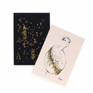 Rifle Paper Co.  Leopard Notebook Set