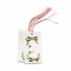Rifle Paper Co.  Garland Gift Tags