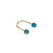 [Add]Tension  U Ring in Turquoise
