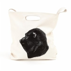 Nice to Have  Mandrill Baboon Tote