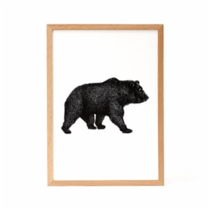 Nice to Have  Kodiak Bear Illustration