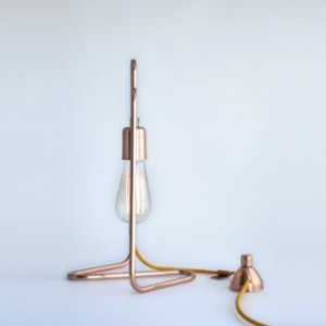 Cu'K Design	  Cu 170 Desk Lamp