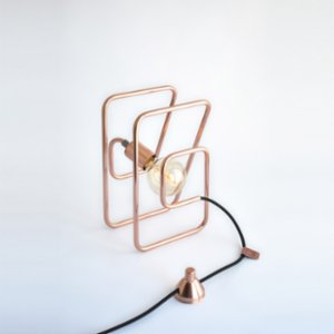 Cu'K Design	  Cu 244 Desk Lamp