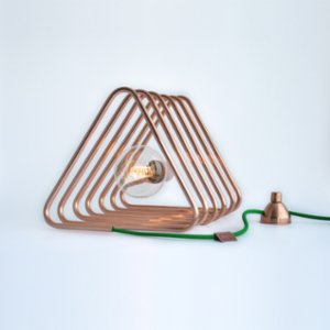 Cu'K Design	  Cu 495 Desk Lamp