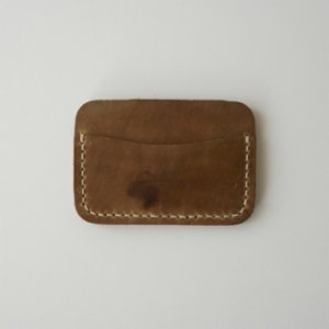 Sakin Leather	  Minimal Card Holder