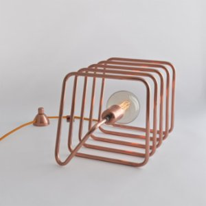 Cu'K Design	  Cu 530 Desk Lamp