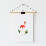 Nice to Have  Giclee Print: Flamingo