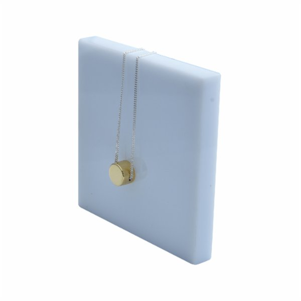 [Add]Tension Wall Necklace - Short