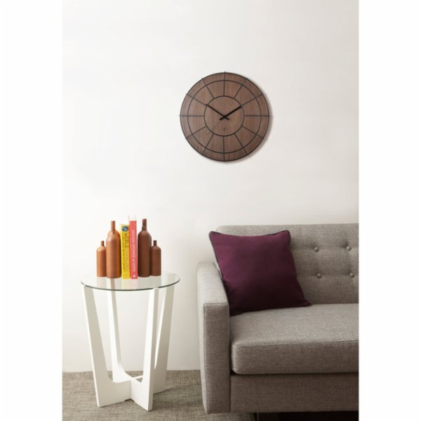 Umbra Cage Wall Clock